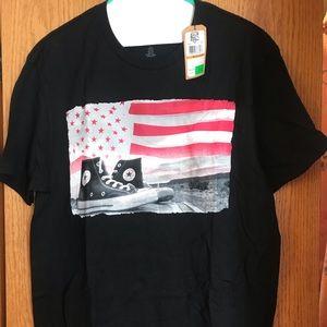 Converse short sleeve shirt
